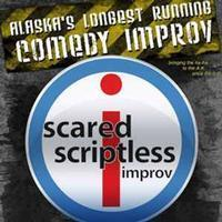 Scared Scriptless Improv in Broadway