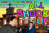 All Shook Up in Houston