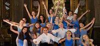 The Royal Swedish Ballet School in Sweden