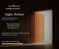 'night, Mother in Philadelphia