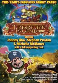 PANTO! Treasure Island in Scotland