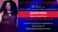 An Evening with Queen Diva ~ Salute to Soul Divas in Long Island