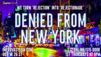 Denied from New York in Off-Off-Broadway
