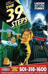 The 39 Steps in Arkansas