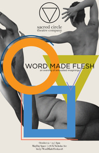 Word Made Flesh: an evening of embodied imaginings in Brooklyn