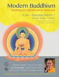 Modern Buddhism: Transforming Life's Difficulties into the Spiritual Path in Santa Barbara
