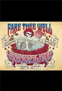 Fare Thee Well: Celebrating 50 Years of Grateful Dead   in Connecticut