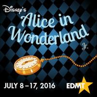 Disney's Alice in Wonderland Presented by El Dorado Musical Theatre in Sacramento