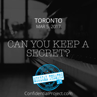 Confidential Musical Theatre Project Jr in Toronto