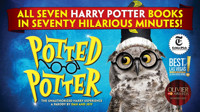 Potted Potter in Australia - Sydney