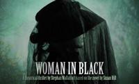 Woman in Black in Austin