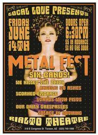 Metal Fest in Phoenix