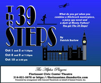 The 39 Steps in St. Louis