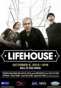 Lifehouse in Philippines