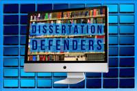 The Dissertation Defenders in Denver Logo