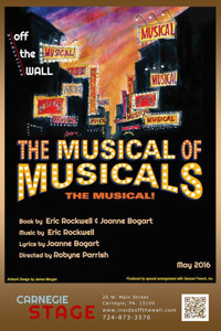The Musicals of Musicals, the Musical in Pittsburgh