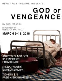 God of Vengeance in Rhode Island