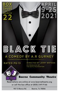 Black Tie in San Antonio