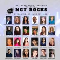 NGT Rocks! in Cabaret Logo