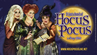 Hocus Pocus Live - A Drag Tribute in Palm Beach