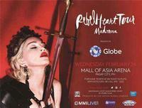 Madonna Rebel Heart Tour in Philippines