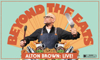 Alton Brown: Beyond the Eats in Chicago