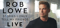 Rob Lowe's Stories I Only Tell My Friends: LIVE in Atlanta