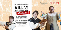 The Complete Works of William Shakespeare (abridged) in Central New York