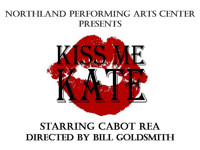Kiss Me, Kate - starring Cabot Rea & directed by Bill Goldsmith in Columbus