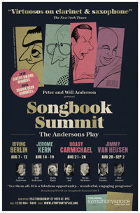 Songbook Summit: The Andersons Play Berlin in Rockland / Westchester