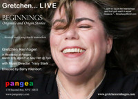 Gretchen Live: Beginnings in Off-Off-Broadway