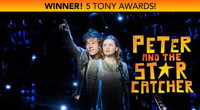 Peter and the Starcatcher in Toronto