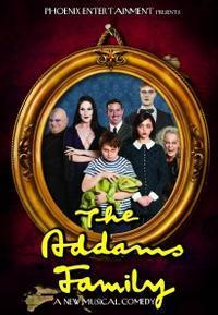 The Addams Family Musical in Broadway