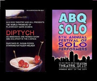 Diptych in Broadway