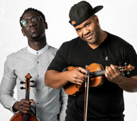 BLACK VIOLIN in Detroit