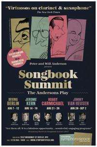 Songbook Summit: The Andersons Play Van Heusen in Broadway