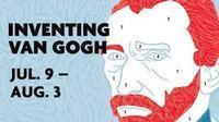 Inventing Van Gogh in Broadway
