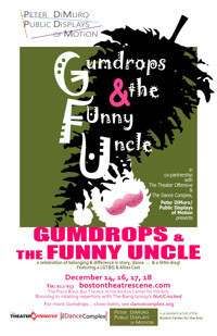 Gumdrops & the Funny Uncle in Boston