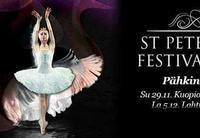 St Petersburg Festival Ballet in Finland