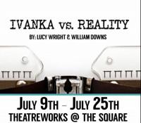 Ivanka vs Reality in Memphis Logo