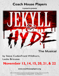 Jekyll & Hyde - The Musical in OFF-OFF-BROADWAY