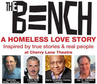 THE BENCH, A HOMELESS LOVE STORY in Rockland / Westchester