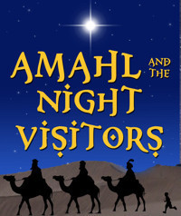Amahl and the Night Visitors in Broadway