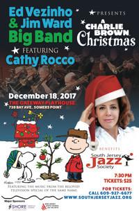 Jazz Society Big Band w/Kathy Rocco in New Jersey
