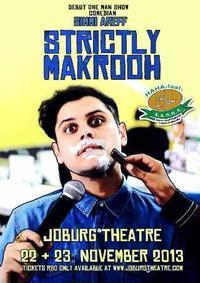 SIMMI AREFF - STRICTLY MAKROOH in South Africa
