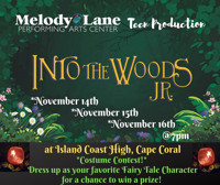 Into the Woods JR in Ft. Myers/Naples