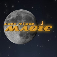 Late Night Magic in Las Vegas Logo