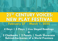 21st Century Voices: New Play Festival in Tampa/St. Petersburg
