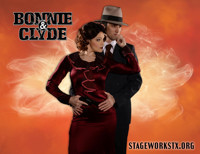 Bonnie & Clyde the Musical in Houston