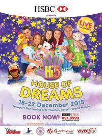 Hi-5 House Of Dreams in Philippines